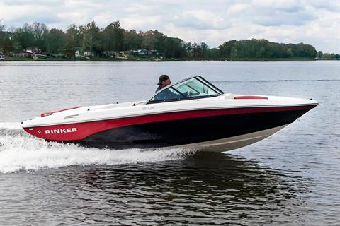 2019 Rinker 18QX BR in Lewisville, Texas