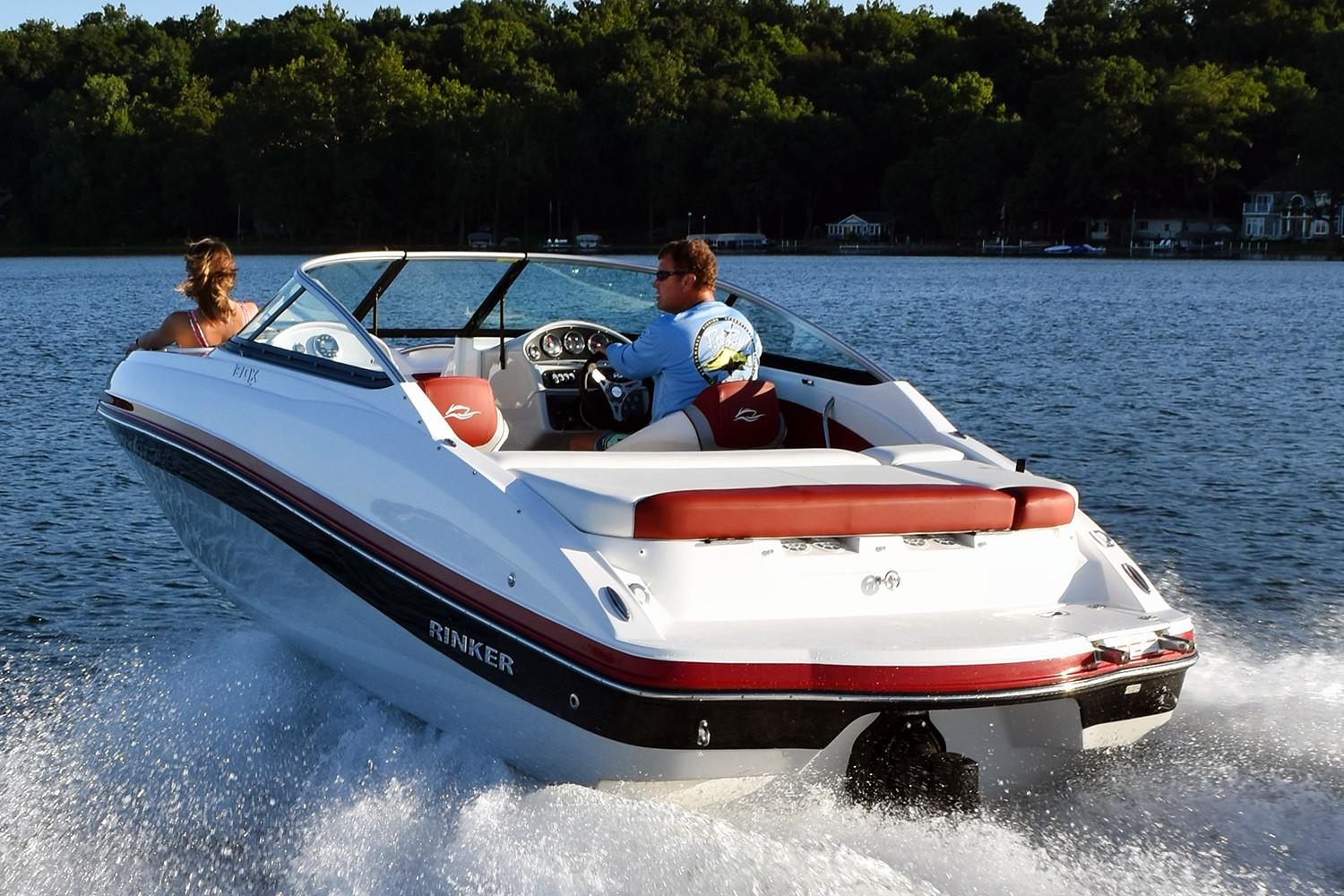 2019 Rinker 19QX BR in Lewisville, Texas - Photo 5