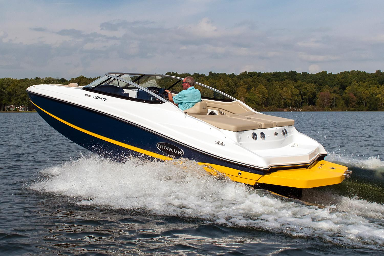 2019 Rinker 20 MTX in Lewisville, Texas - Photo 1