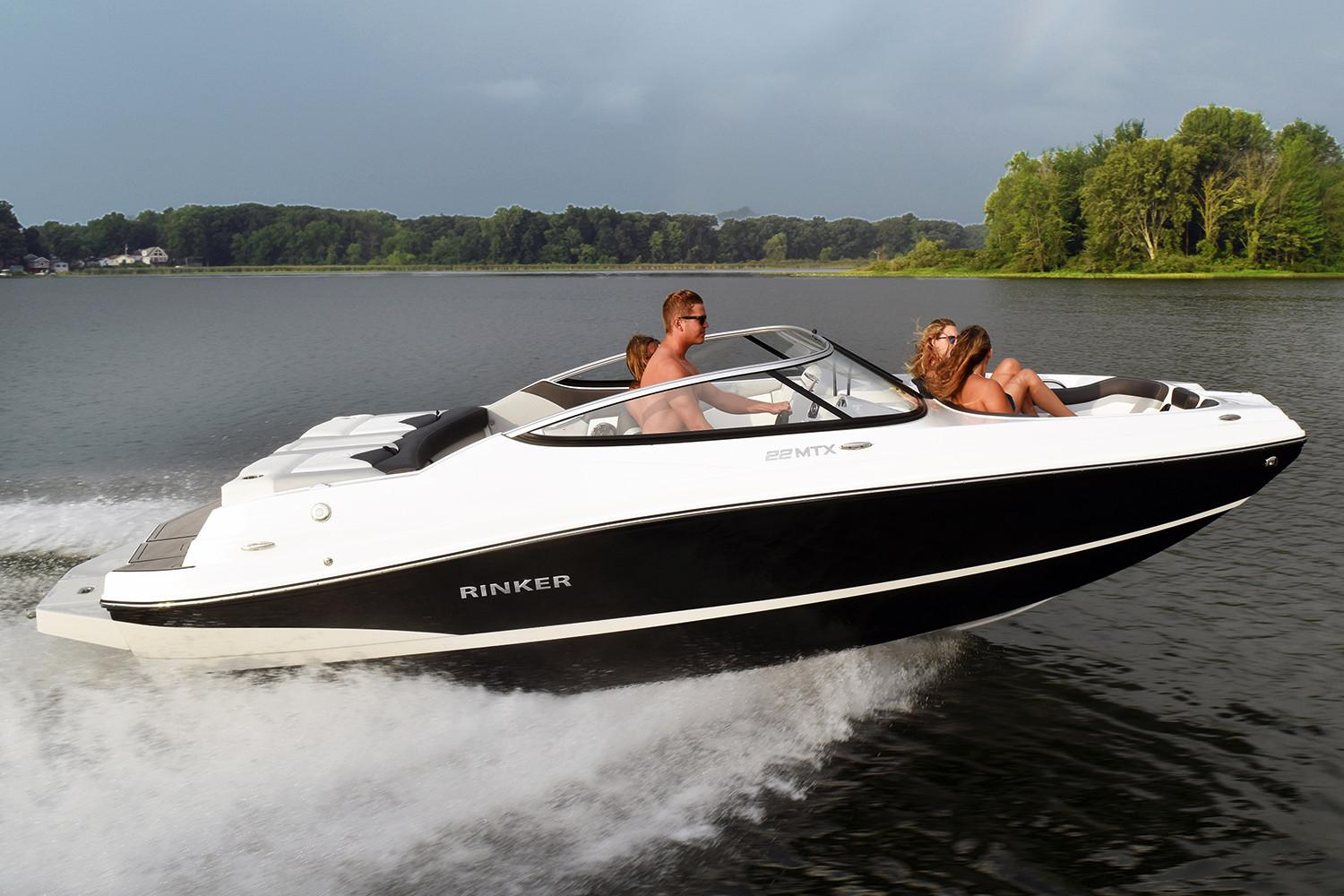 2019 Rinker 22 MTX in Lewisville, Texas - Photo 1