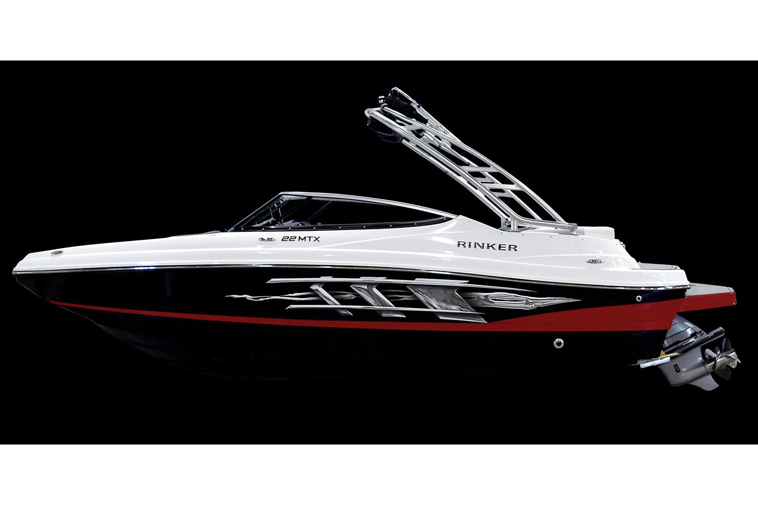 2019 Rinker 22 MTX in Lewisville, Texas - Photo 7
