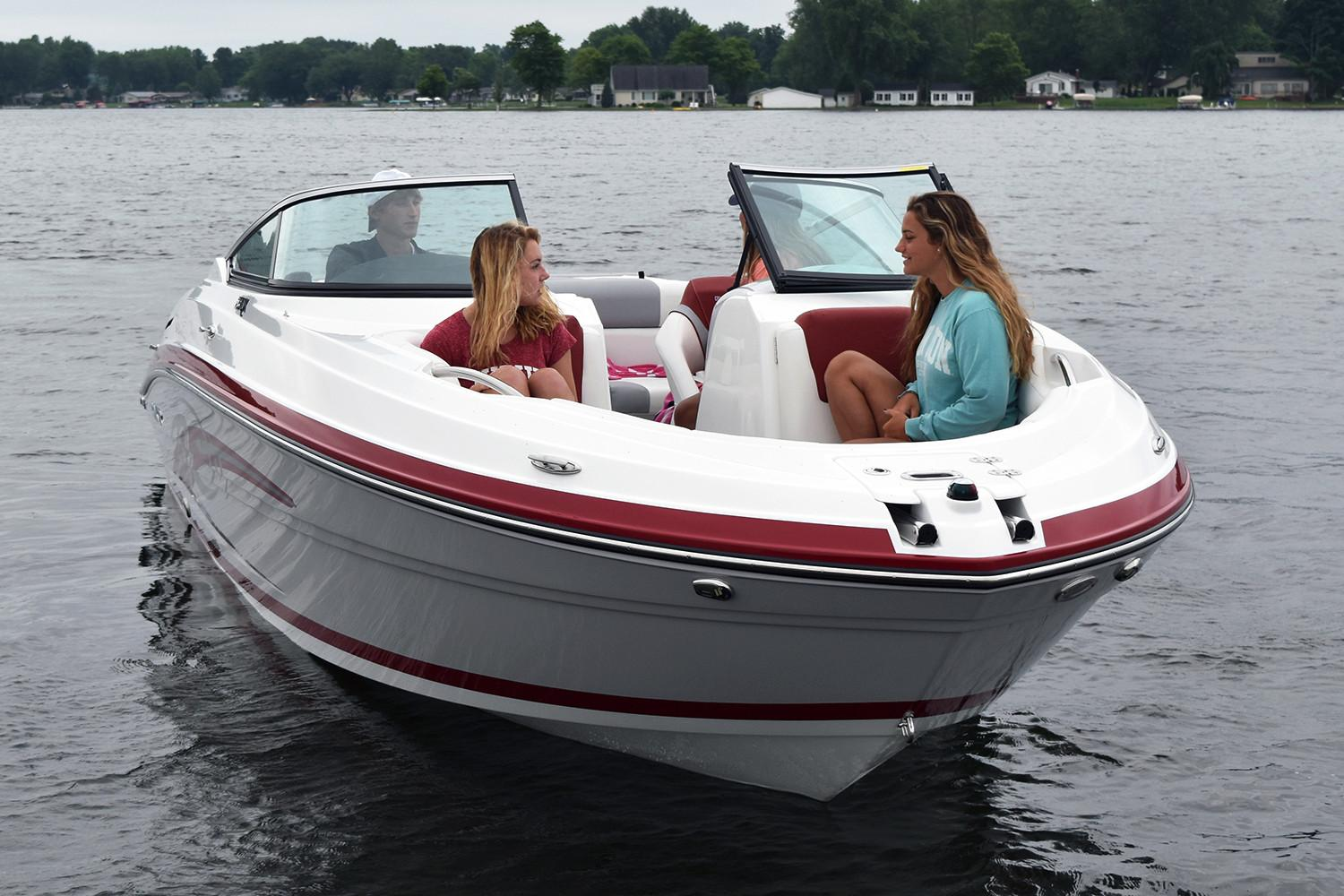 2019 Rinker 23QX BR in Lewisville, Texas - Photo 3
