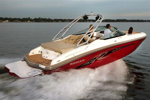 2019 Rinker 23QX BR in Lewisville, Texas - Photo 4