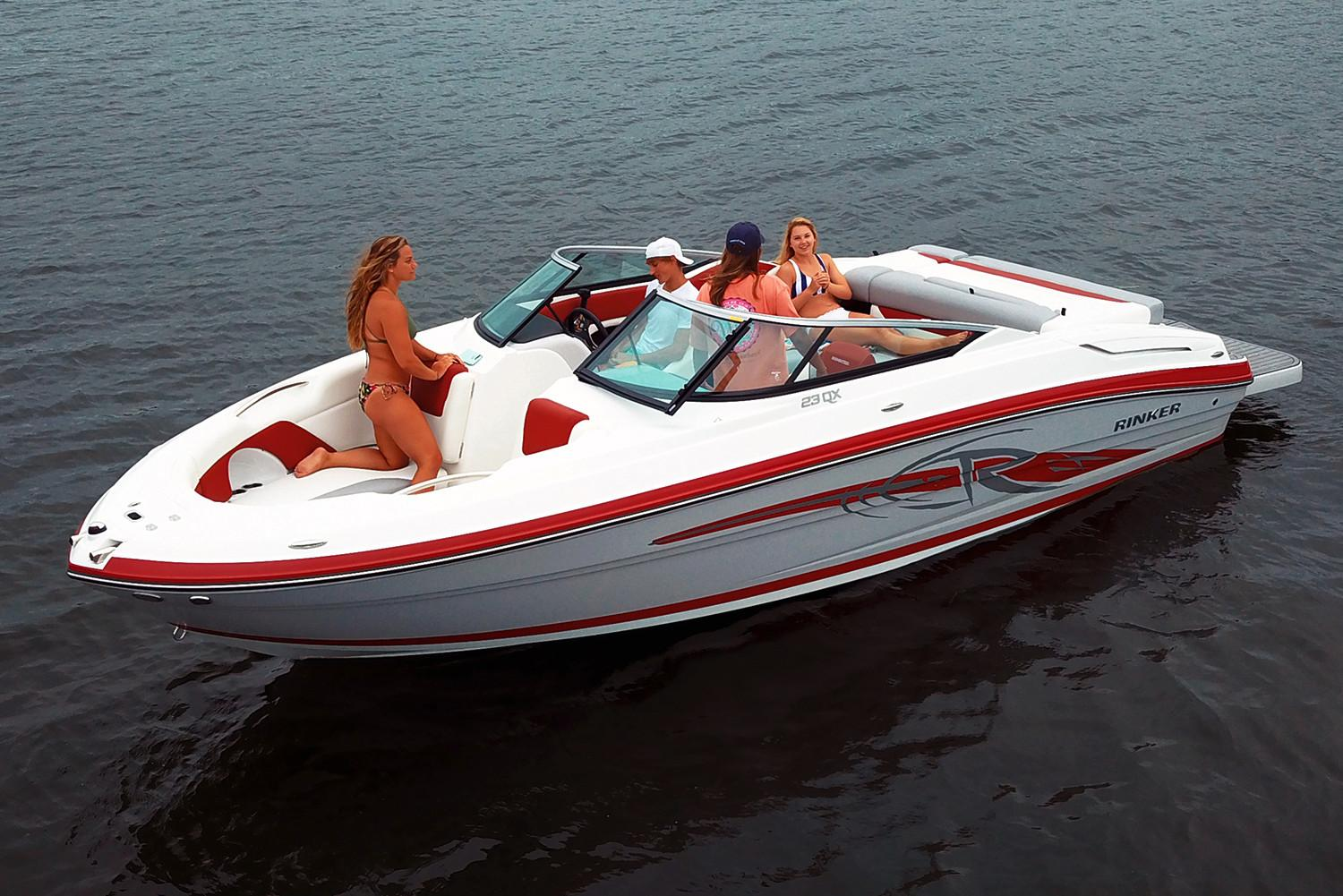 2019 Rinker 23QX BR in Lewisville, Texas - Photo 5