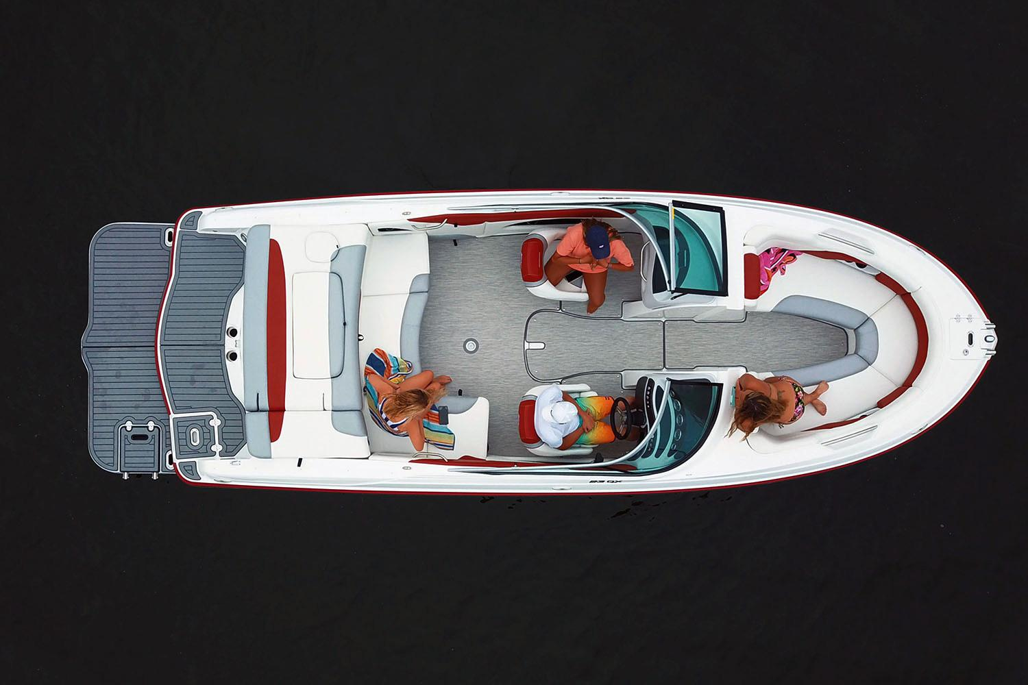 2019 Rinker 23QX BR in Lewisville, Texas - Photo 6