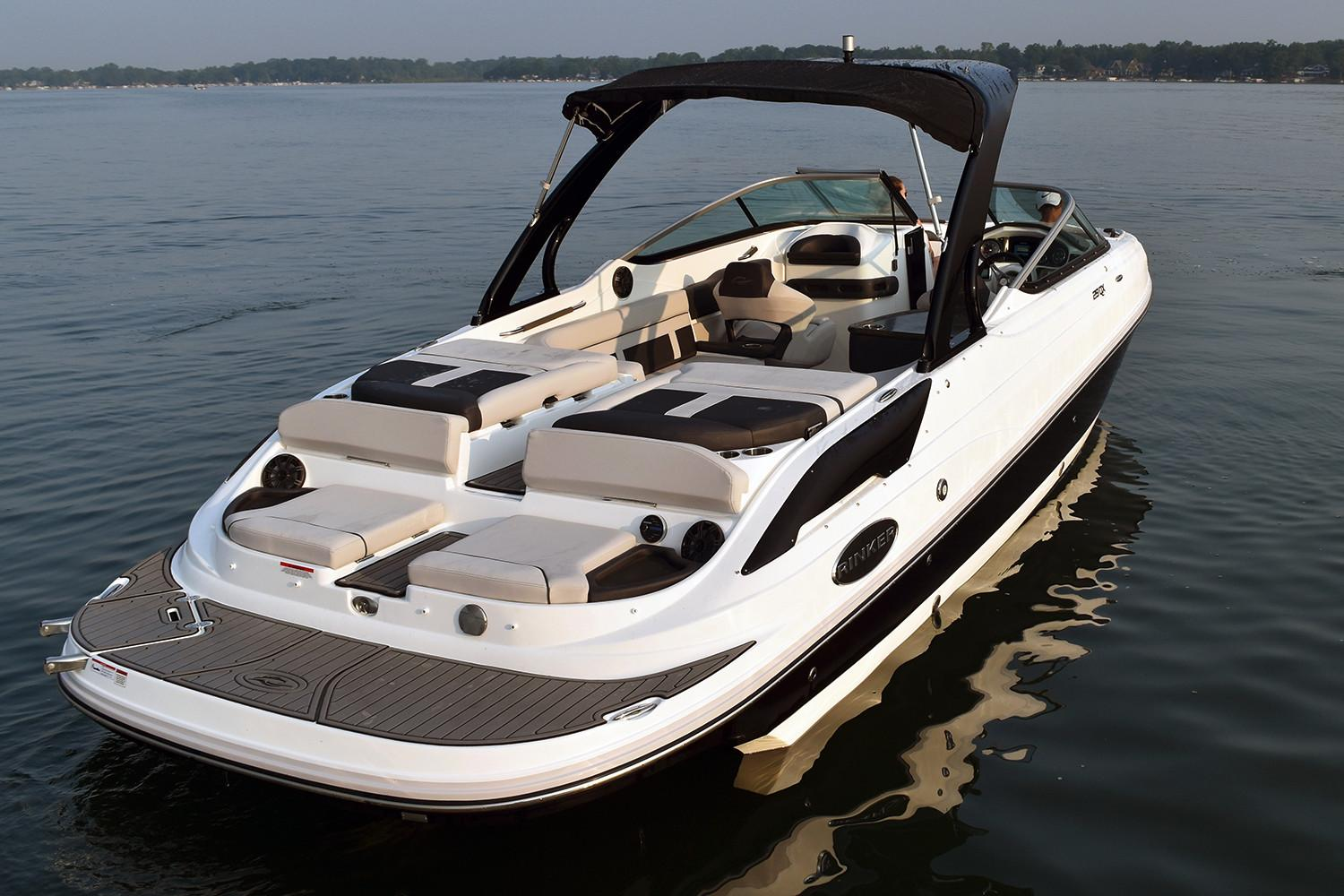 2019 Rinker 29QX BR in Lewisville, Texas - Photo 4