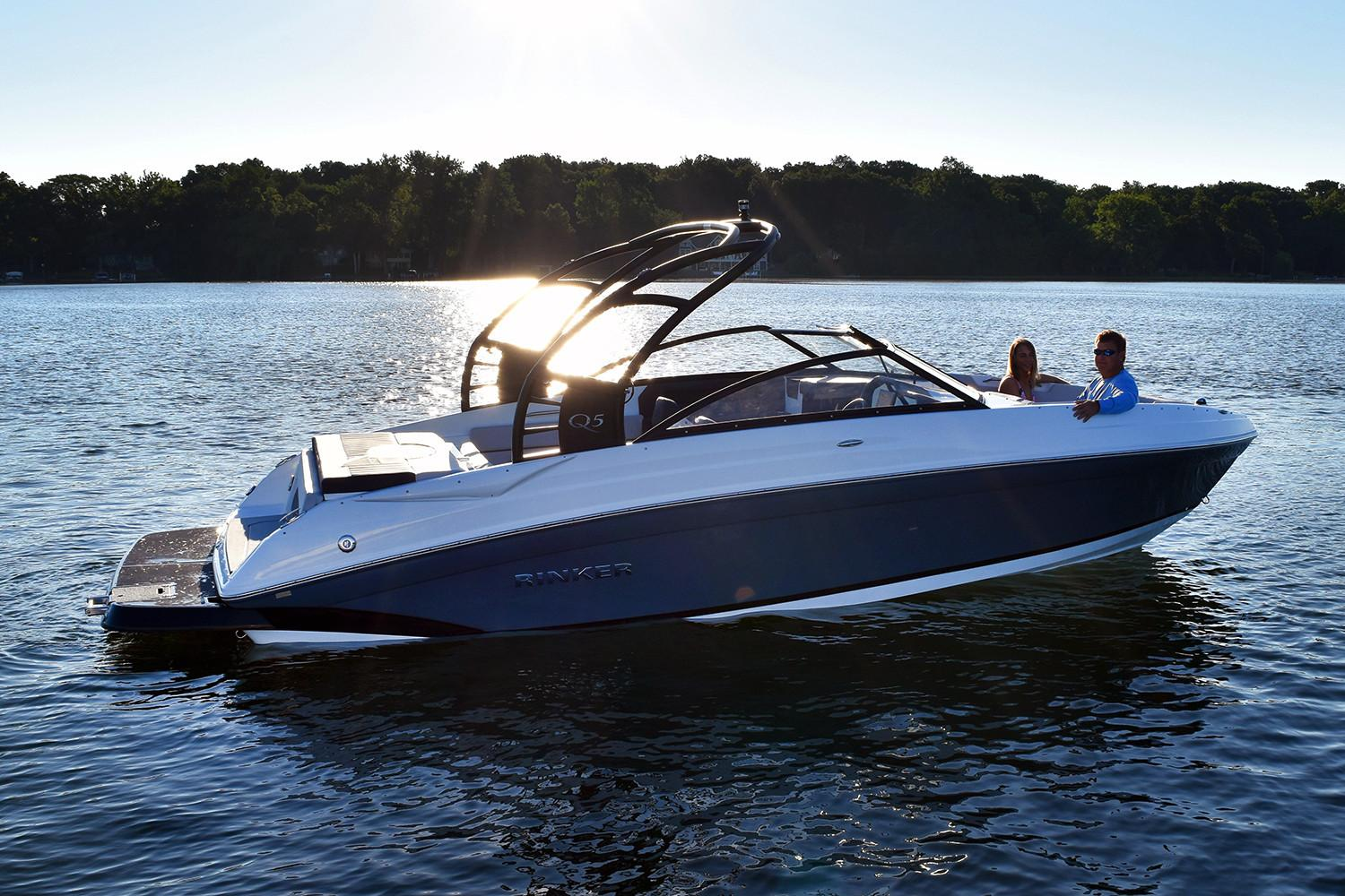 2019 Rinker Q5 BR in Lewisville, Texas - Photo 3