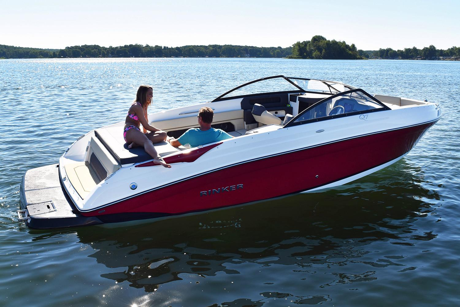 2019 Rinker Q7 BR in Lewisville, Texas