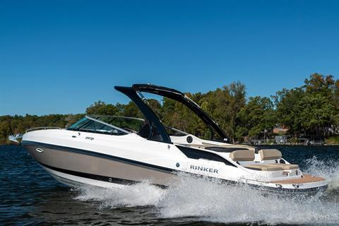 2019 Rinker 29QX CC in Lewisville, Texas