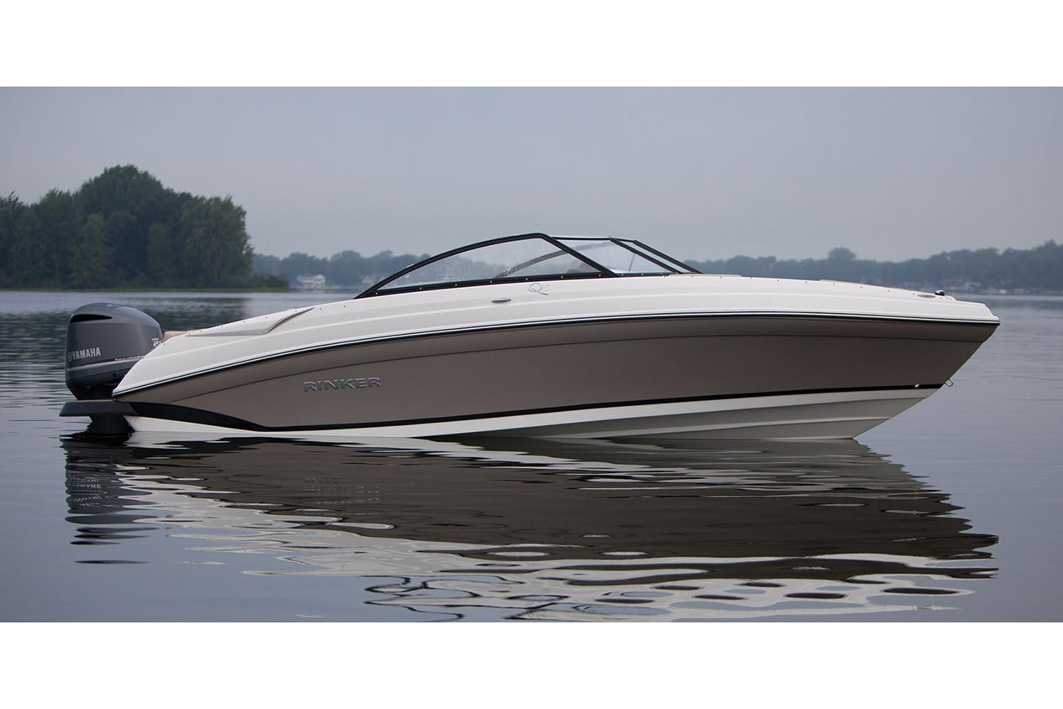 2020 Rinker Q5 OB in Lewisville, Texas - Photo 2