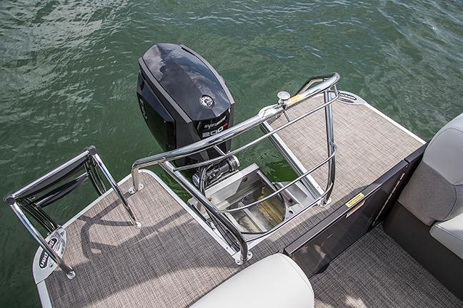 2018 Sanpan 2200 SB in Lewisville, Texas - Photo 7