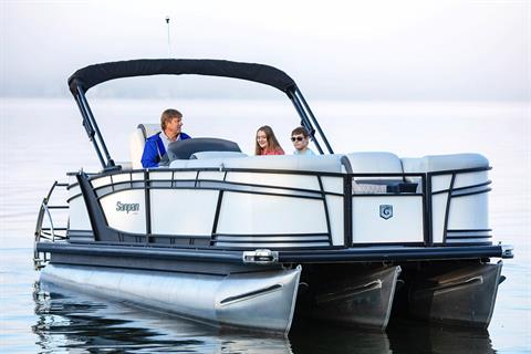 2019 Sanpan 2200 C in Bridgeport, New York