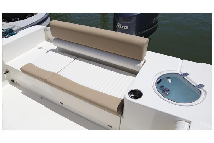 2017 Sea Born LX24 Center Console in Holiday, Florida