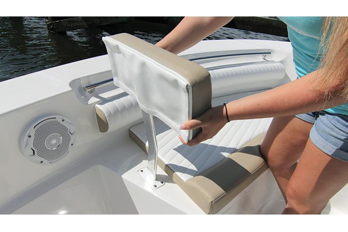 2018 Sea Born LX22 Center Console in Holiday, Florida - Photo 5