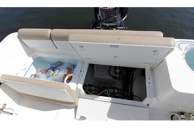2018 Sea Born LX22 Center Console in Holiday, Florida - Photo 6