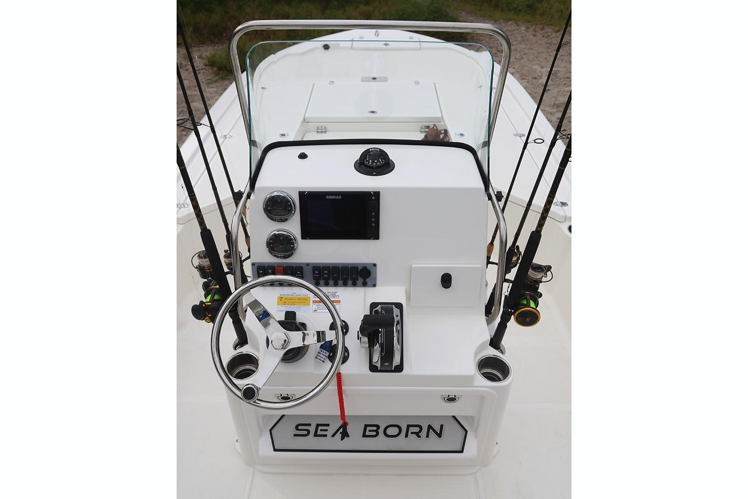 2019 Sea Born FX22 Bay in Holiday, Florida