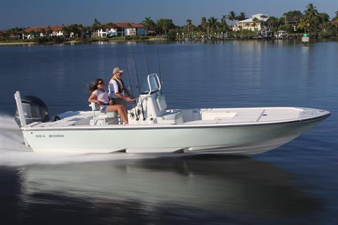 2019 Sea Born FX24 Bay in Holiday, Florida - Photo 1
