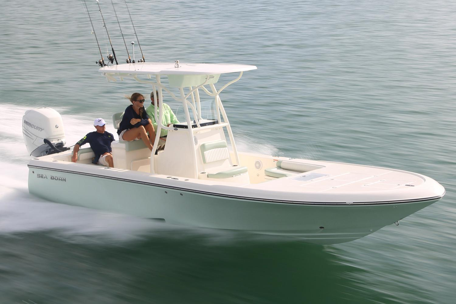 2019 Sea Born FX25 Bay in Holiday, Florida - Photo 1