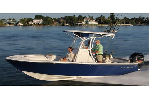 2019 Sea Born LX22 Center Console in Holiday, Florida - Photo 2