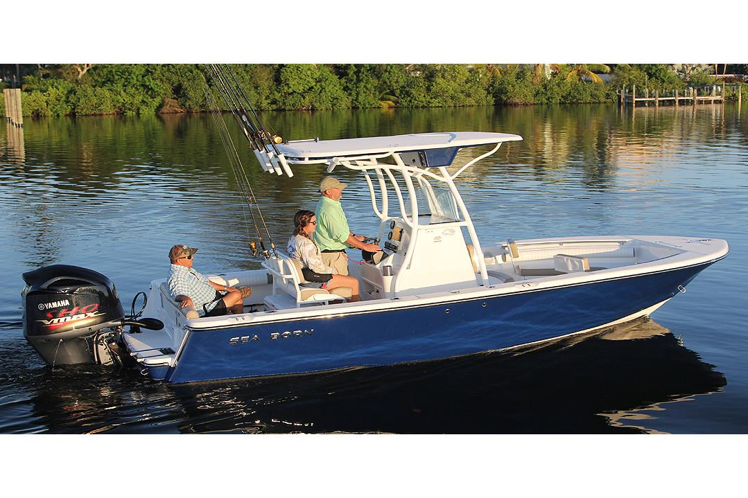 2019 Sea Born LX22 Center Console in Holiday, Florida - Photo 3
