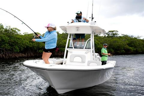 2019 Sea Born LX24 Center Console in Holiday, Florida - Photo 2