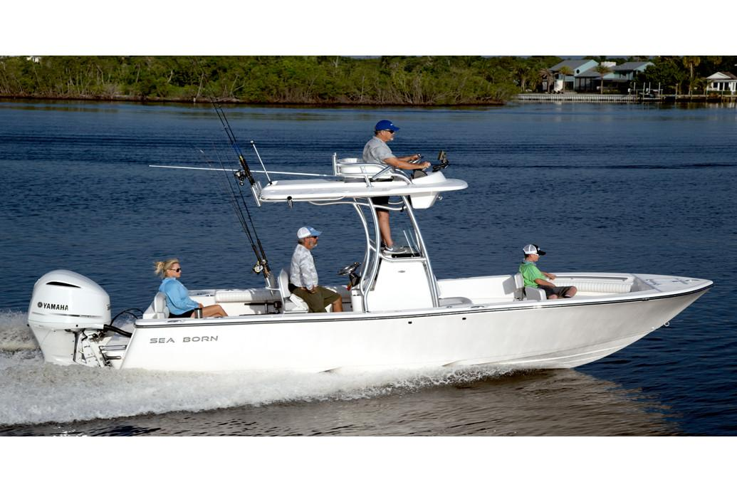 2019 Sea Born LX24 Center Console in Holiday, Florida