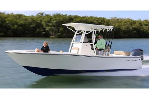 2019 Sea Born LX24 Center Console in Holiday, Florida - Photo 4