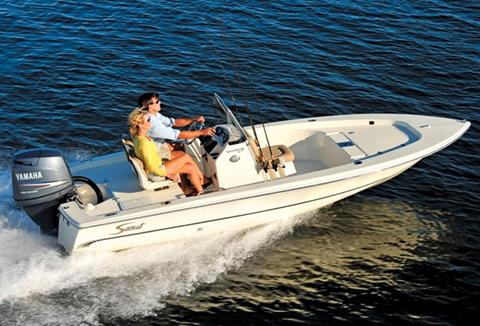 2016 Scout Boats 177 Sportfish in Bridgeport, New York