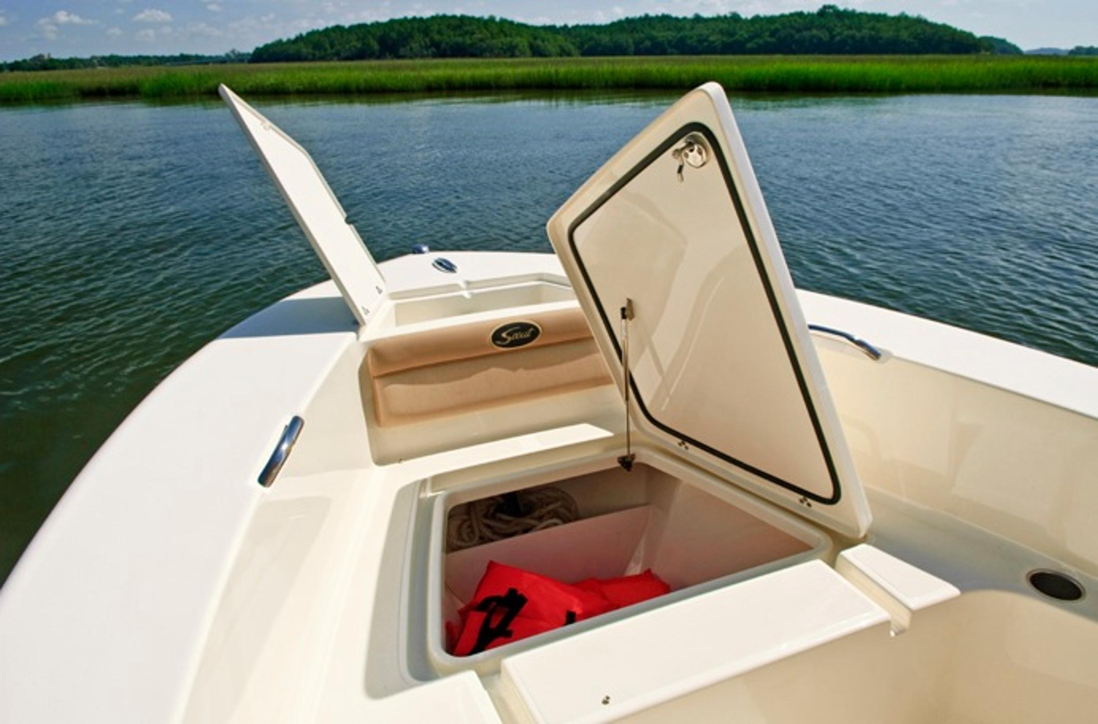 2016 Scout Boats 195 Sportfish in Bridgeport, New York