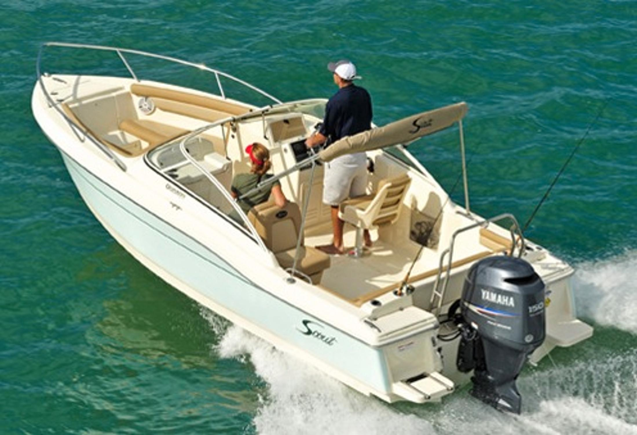 2016 Scout Boats 210 Dorado in Bridgeport, New York