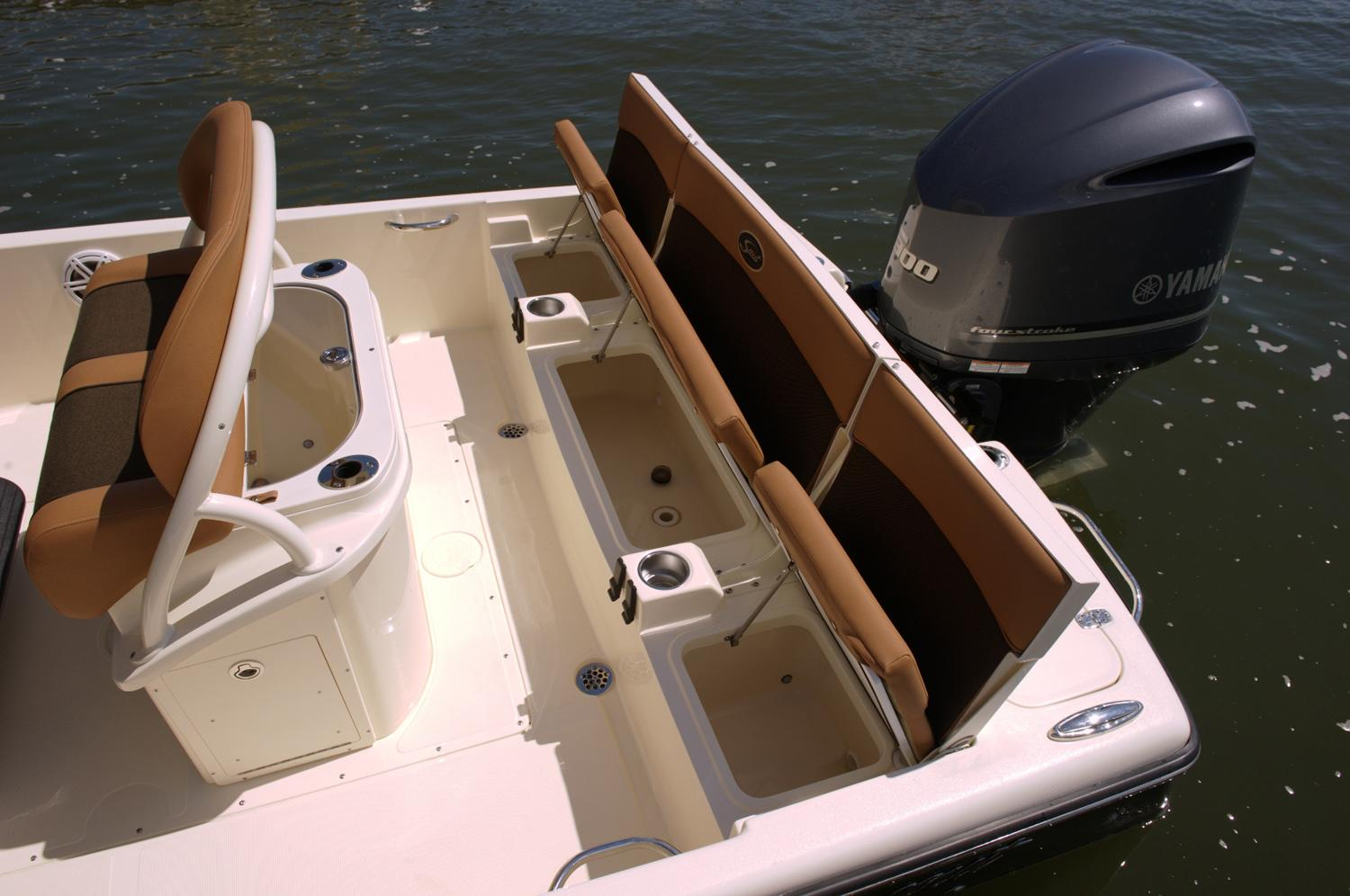 2017 Scout Boats 251 XS in Ontario, California