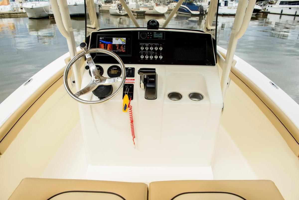2017 Scout Boats 215 XSF in Ontario, California