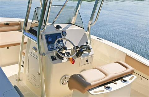 2017 Scout Boats 195 Sportfish in Ontario, California