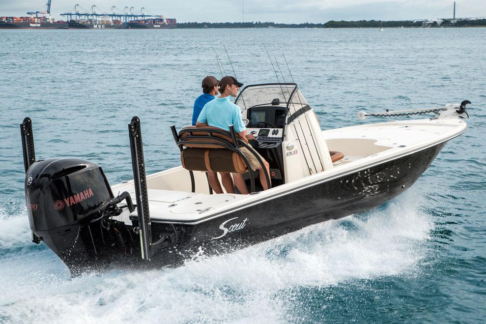2018 Scout Boats 231 XS in Bridgeport, New York