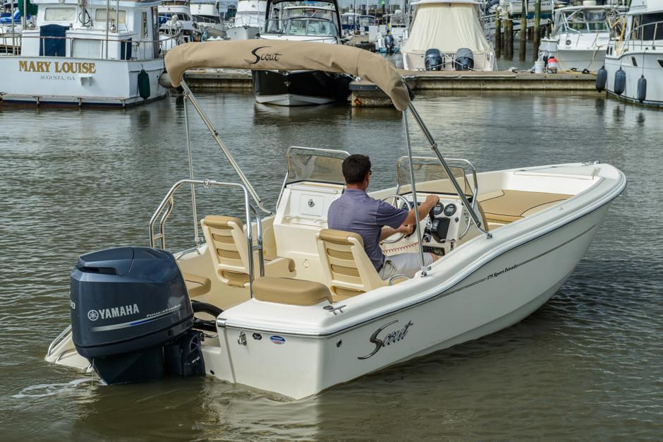 2018 Scout Boats 175 Sport Dorado in Bridgeport, New York - Photo 3