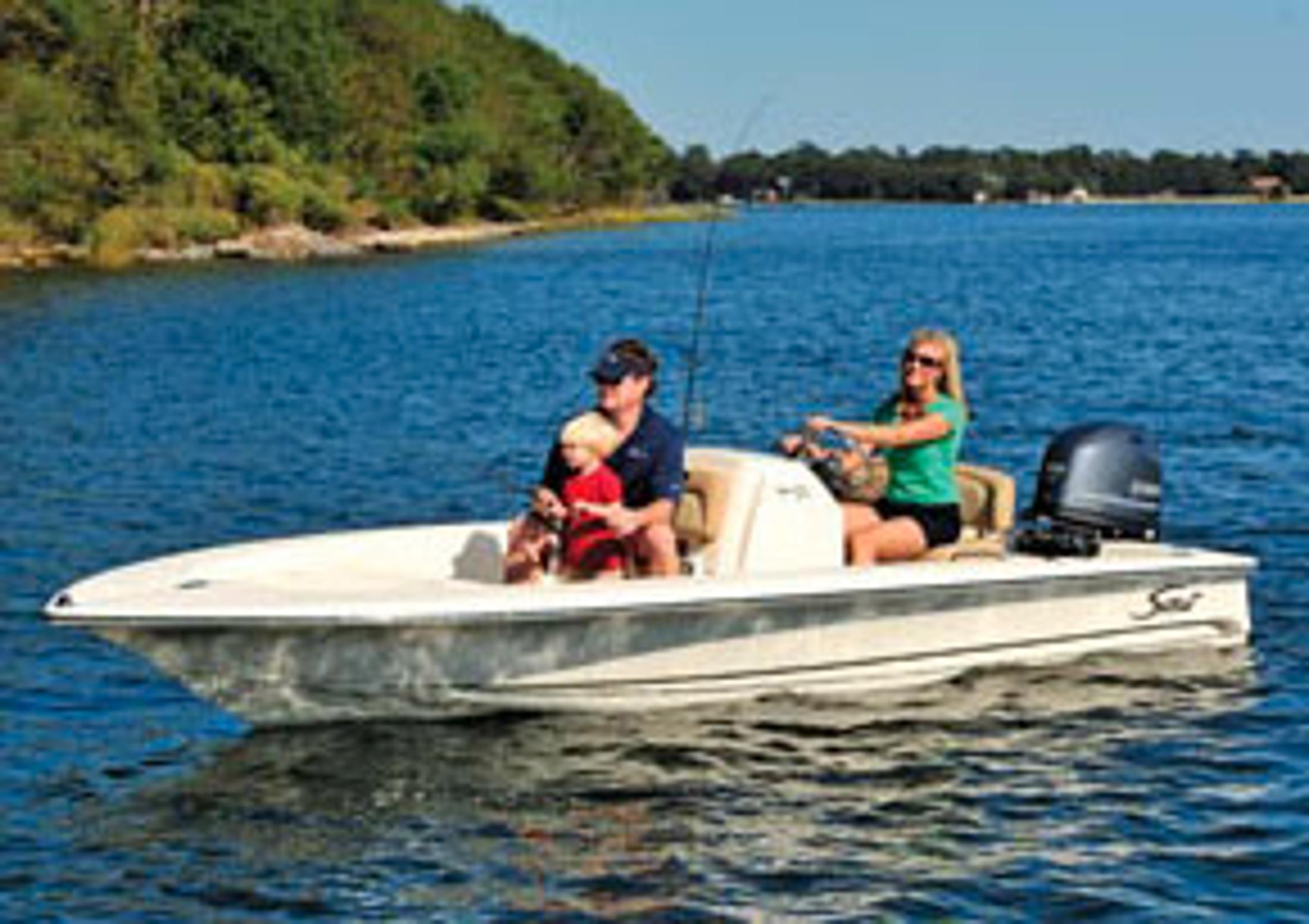 2018 Scout Boats 177 Sport in Ontario, California