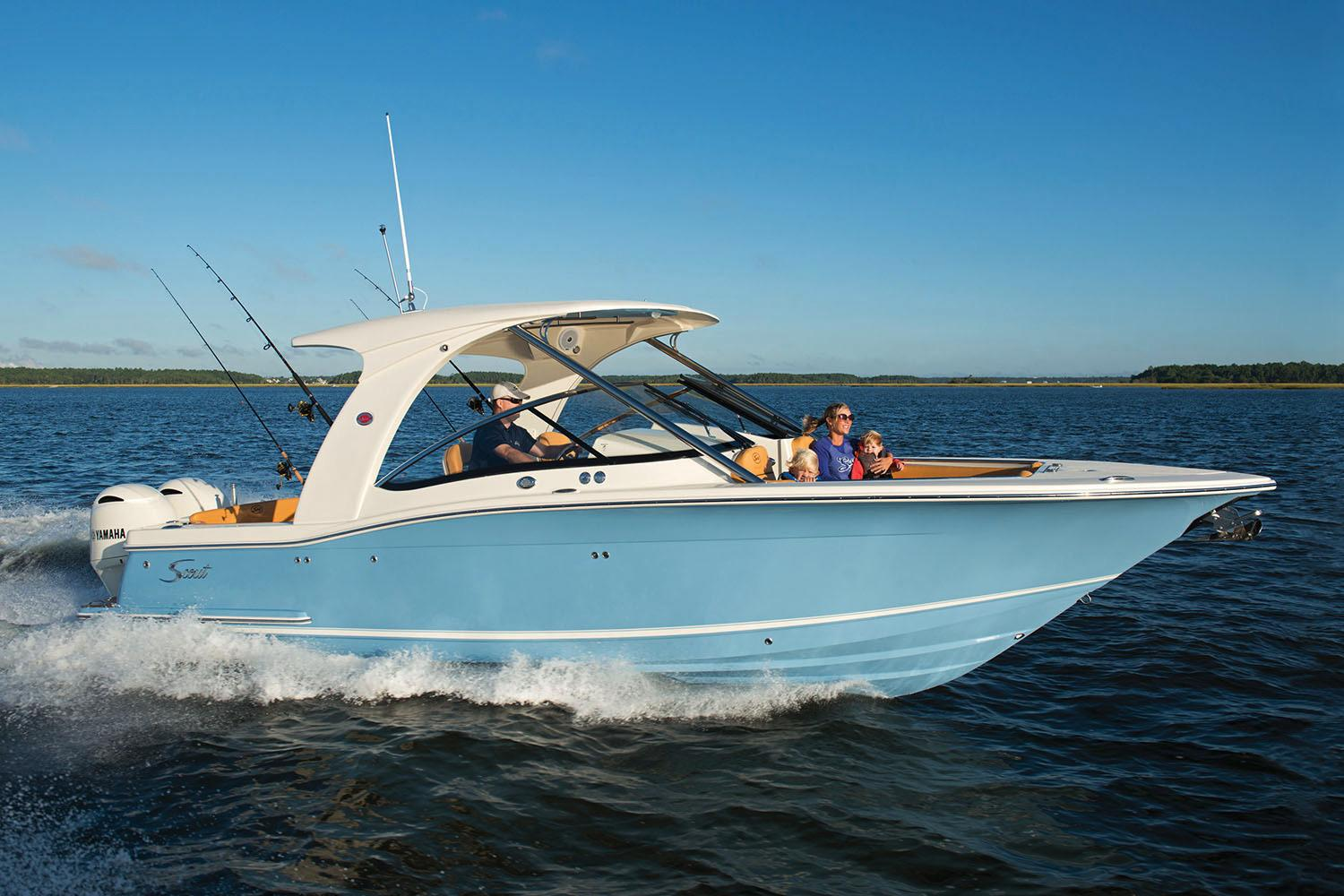 2018 Scout Boats 275 Dorado in Bridgeport, New York