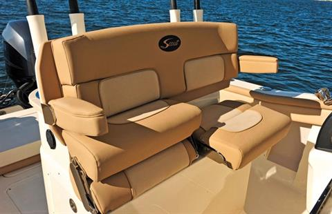 2018 Scout Boats 275 LXF in Bridgeport, New York - Photo 5