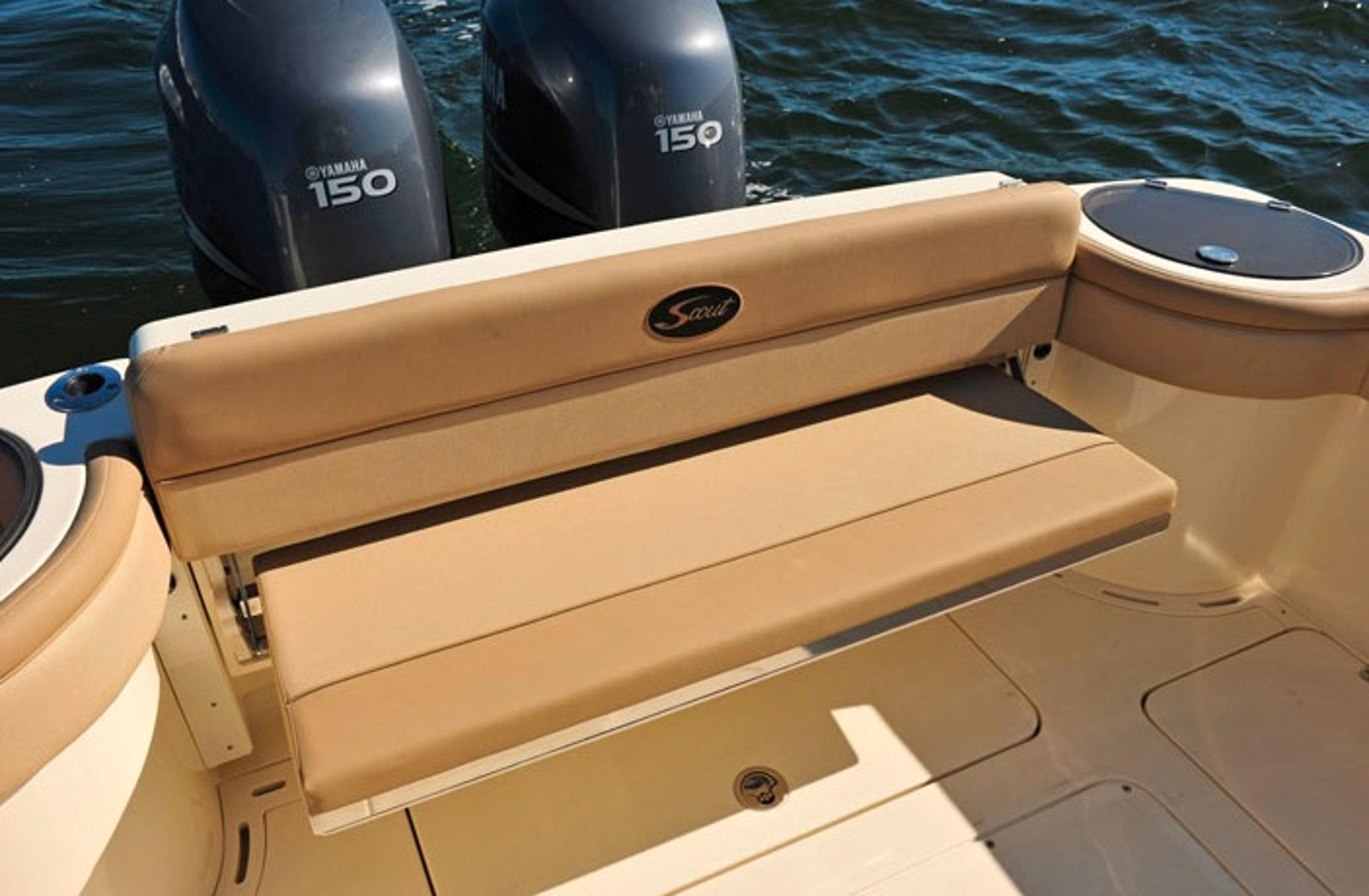 2018 Scout Boats 275 LXF in Bridgeport, New York - Photo 6
