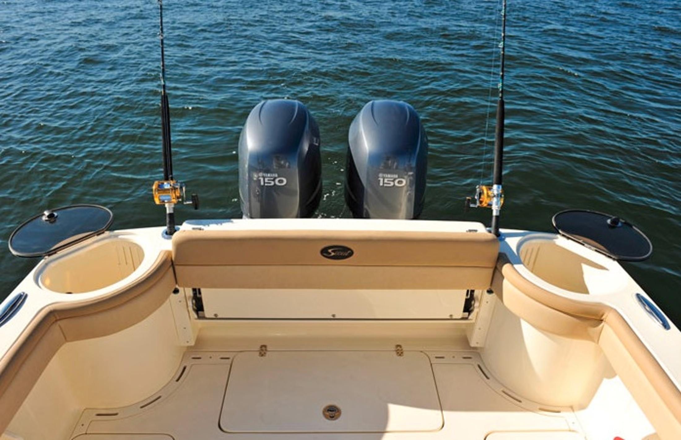 2018 Scout Boats 275 LXF in Bridgeport, New York - Photo 7