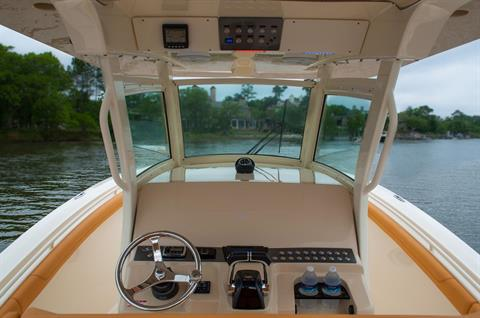 2018 Scout Boats 300 LXF in Bridgeport, New York