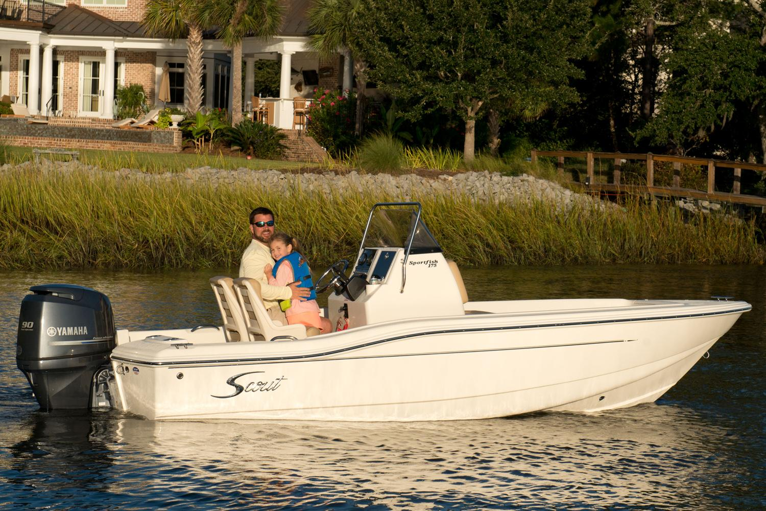 2019 Scout Boats 175 Sportfish in Bridgeport, New York - Photo 2