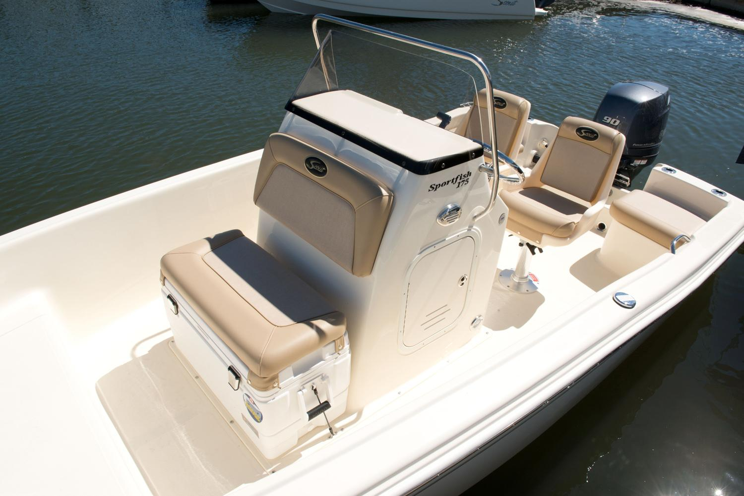 2019 Scout Boats 175 Sportfish in Bridgeport, New York