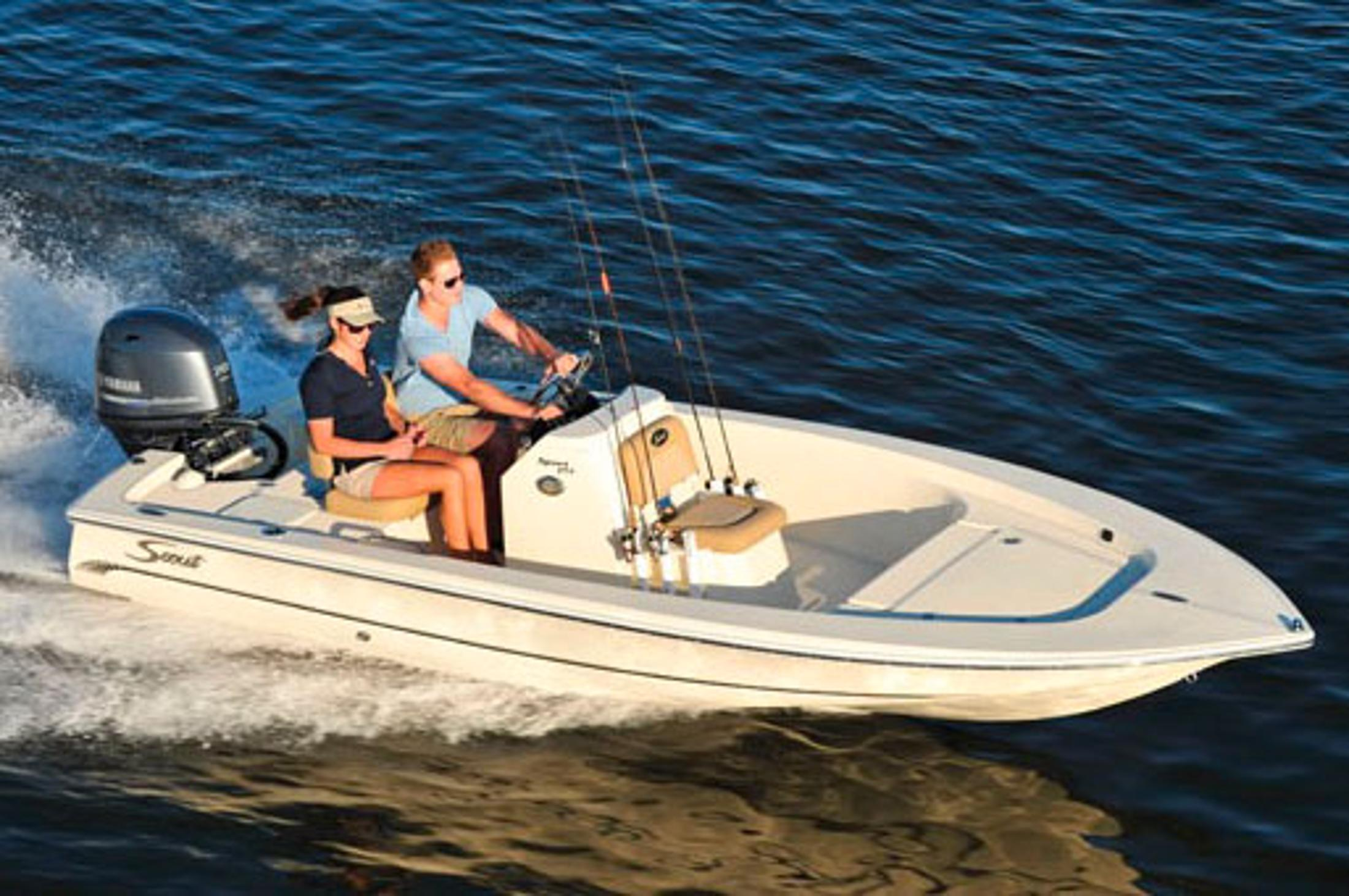 2019 Scout Boats 177 Sport in Bridgeport, New York - Photo 1
