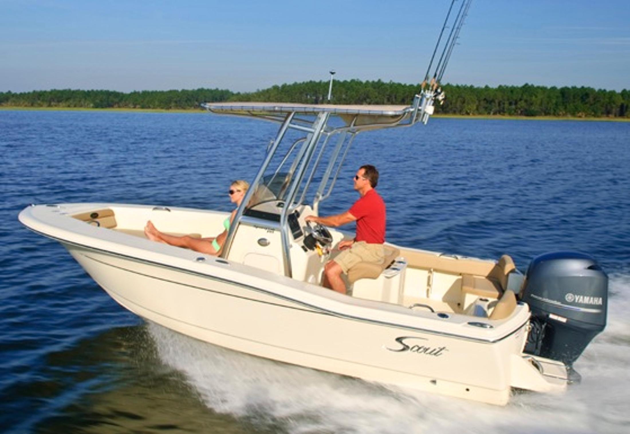 2019 Scout Boats 195 Sportfish in Bridgeport, New York - Photo 2