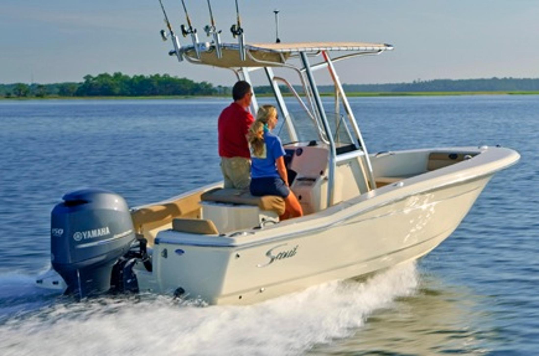 2019 Scout Boats 195 Sportfish in Bridgeport, New York - Photo 3