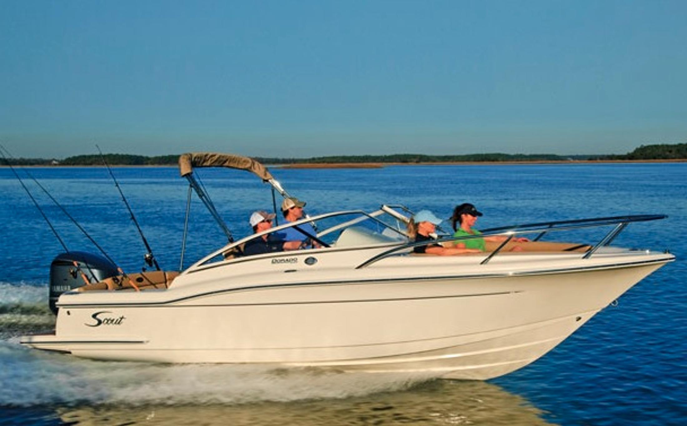2019 Scout Boats 225 Dorado in Bridgeport, New York - Photo 1