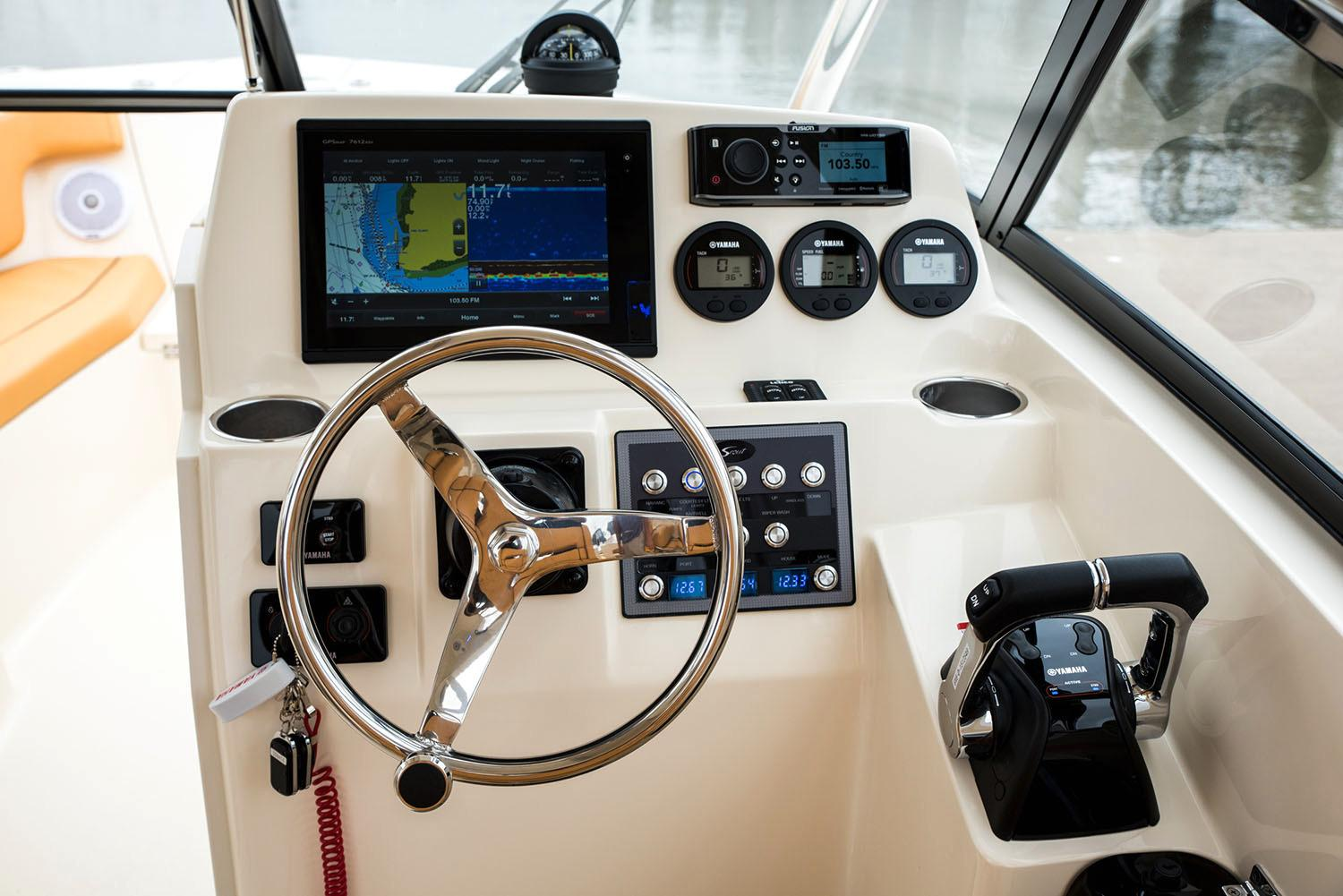 2019 Scout Boats 275 Dorado in Bridgeport, New York - Photo 6