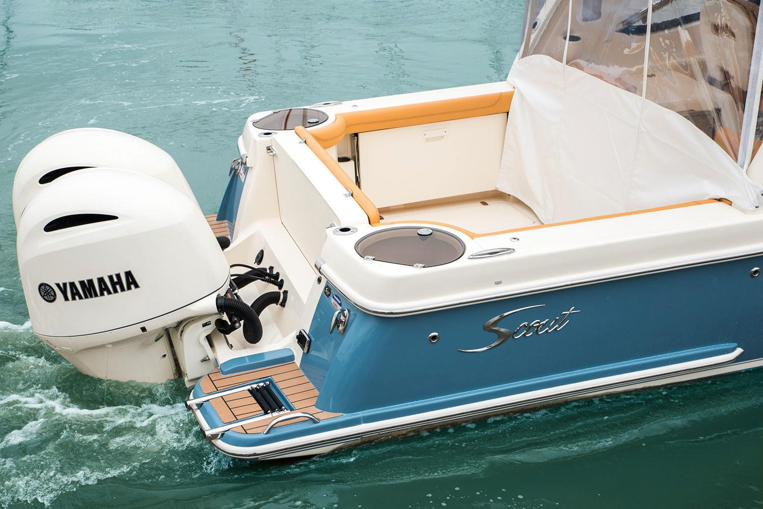 2019 Scout Boats 275 Dorado in Bridgeport, New York