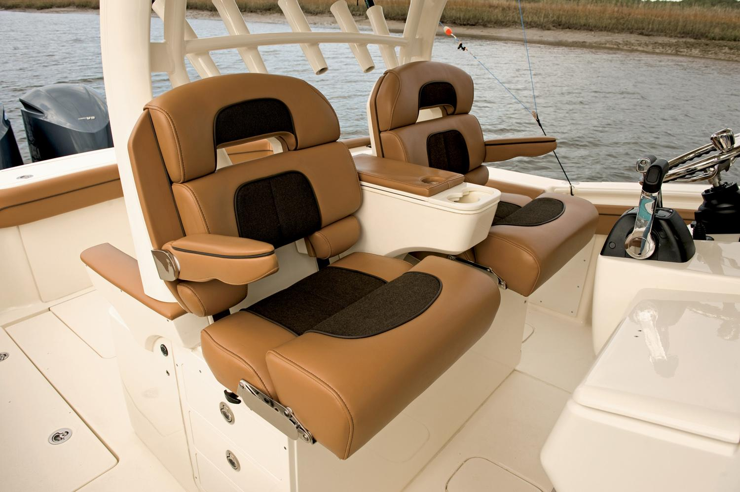 2019 Scout Boats 350 LXF in Bridgeport, New York